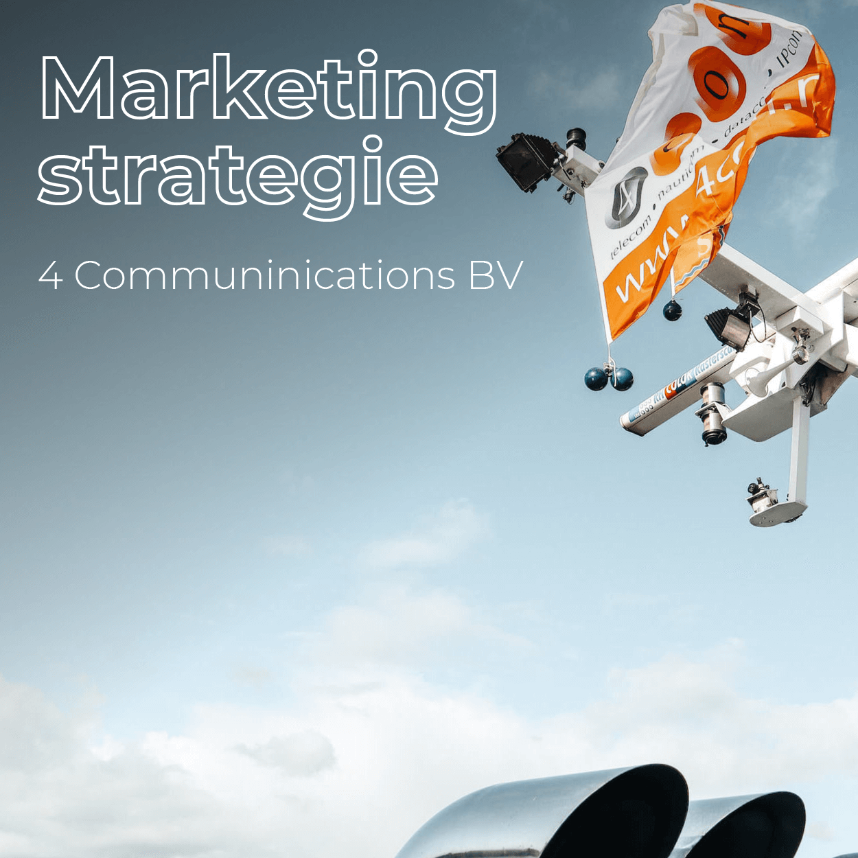 Marketing strategie 4COM